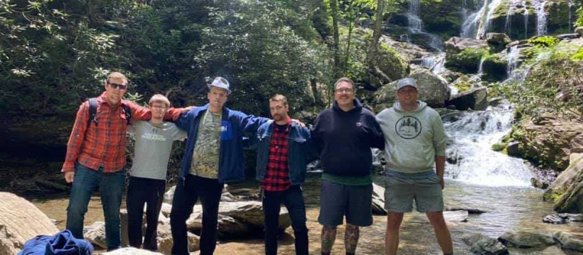 Asheville Sober Living Hiking